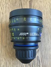 Arri Zeiss Ultra 16 50 mm lente de cine