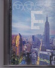 Oasis-Standing On The Shoulder Of Giants minidisc album