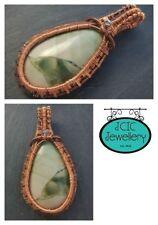 Pear Gemstone Copper Costume Necklaces & Pendants