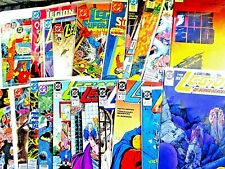 LOT of 24 LEGION OF SUPER-HEROES titles High Grade1980s-90s Great Set  LSH #1, 2
