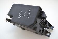 TOYOTA RAV4 2.2 D-CAT 2012 FUSE BOX RELAY MODULE PASSENGER SIDE UNDER BONNET
