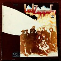LED ZEPPELIN  II  (RL SS)  ATLANTIC Records Lp 33 rpm