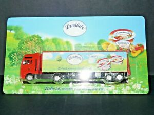 Advertising Model Toy Truck Plastic - like HO scale - new and boxed #1