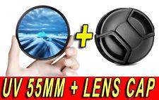 Green.L 55mm UV filtro ultravioletto protettore per e Nikon DSLR R7Q6