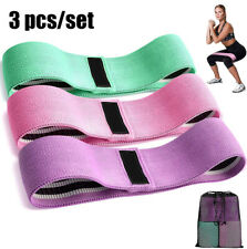 Resistance Bands Strength Training Fitness Gym Exercise Home Yoga Pilates