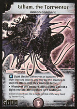 Holo/Foil Giliam, the Tormentor L5/6 Y1 Promo Duel Masters TCG Unplayed