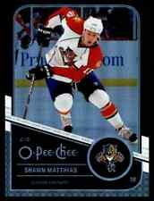 2011-12 O-Pee-Chee Black Rainbow Shawn Matthias /100 #265