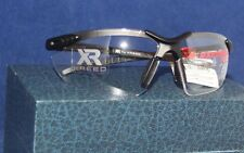 Kreed Clear Safety Glasses Frameless Defender Atlas Series Ansi Safety Lens NEW