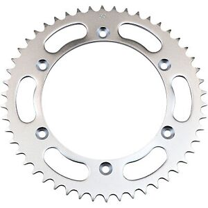Parts Unlimited - 64511-41131 - Steel Rear Sprocket, 50T Suzuki PE 250,RM 370,RM