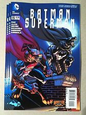 "BATMAN SUPERMAN #15 ""MONSTERS OF THE MONTH"" WEREWOLF VARIANT NM 1ST PRINTING"