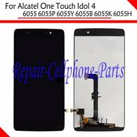 ALCATEL ONE TOUCH IDOL 4 6055 6055B 5.2 LCD Display+Touch Screen Digitizer Glass