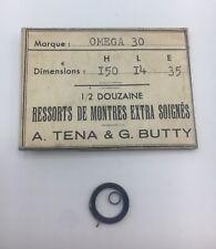Ressort, mainspring OMEGA 30 NEUF