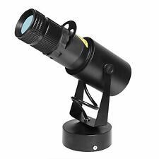20W Led White Follow Spot Light Led Pin Spot Manual Focus Length Adjustable With