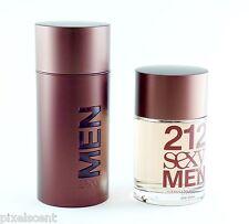 Carolina Herrera 212 SEXY MEN, Set, 100 ml EdT Spray+100 ml After Shave Lotion