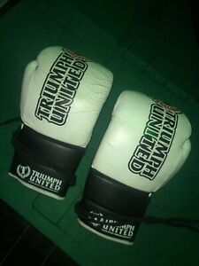 Professional Triumph United 12oz Boxing Gloves