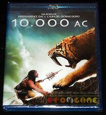 10.000 AC Blu Ray Italiano ••••• NUOVO SIGILLATO