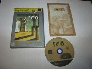 Ico Japanese (Best Release) Playstation 2 PS2 Japan import US Seller