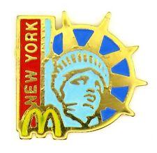 PINS TOURISME STATUE DE LA LIBERTÉ NEW YORK USA - ARTHUS BERTRAND