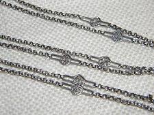 Chain Necklace/Choker Art Deco Fine Jewellery
