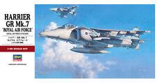 Hasegawa PT-36 1/48 Scale Model Aircraft Kit Royal Air Force Harrier GR Mk.7
