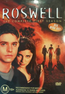 ROSWELL THE COMPLETE FIRST SEASON (2006) FREE POSTAGE