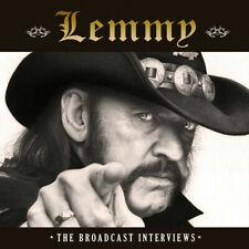 Broadcast Interviews 0823564709420 by Lemmy CD