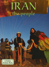 Iran, the People (Lands, Peoples, & Cultures), New, Fast, April Book