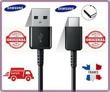 Cable usb type c 100% original samsung Galaxy S8 S9  S10 Plus A5 A7 2017 Note 8
