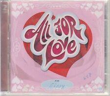 All for Love (2001) Sasha, Robbie Williams, Nik Kershaw, Rah Band, Oran.. [2 CD]