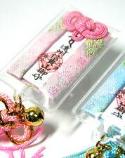 JAPANESE OMAMORI Amulet Mount Shigi Bishamonten traffic Safety Pink