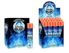 24 Cans - Butane Gas SUPERFILL 540 - 9X refined. Lighter Refill Wholesale Fuel