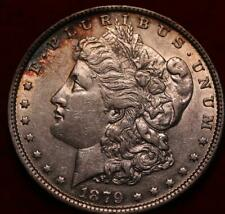 1879 Philadelphia Mint Silver Morgan Dollar