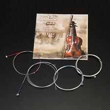 4Pcs Set Violin String for Violins Bright tone Full Set E A D G_GG