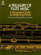 Treasury of Flute Music In Progressive Order for Beginner Flutists for 050333630