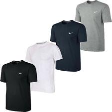 Nike Mens Crew T Shirt Tops Classic Cotton TShirt T-Shirt Tee Top Size S M L XL