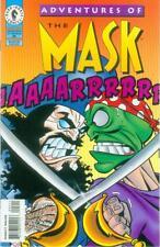 Adventures of the Mask # 5 (dev Madan) (Estados Unidos, 1996)