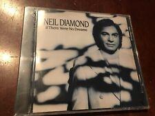 Neil Diamond - If There Were No Dreams (CD, Single, 1991, Columbia) PROMO