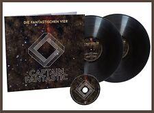 """Die Fantastischen Vier """"captain fantastic"""" 180g Vinyl 2LP + CD NEU Album 2018"""