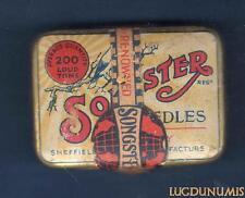 Boite Aiguillles Gramphone Phonographe – Songster Needles Pleine 150 200 Aiguill