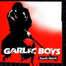 Garlic Boys-Death Match/wolverine records CD 2001