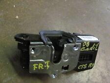 Saute vent CADILLAC CTS 4-porte 2-tlg HEKO foncé Déflecteurs