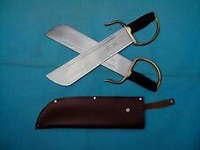Wing Chun pole Medium carbon steel blade Brass hand Kung fu equipment Ye wen