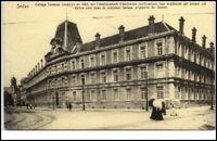 SEDAN France ~1910/20 CPA Collège Turenne alte Postkarte Frankreich AK