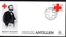 Dutch Antilles - 1978 Red Cross Mi. 370 clean unaddressed FDC
