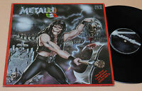 METALLO ITALIA:LP-METAL 1°ST 1985 TOP EX++