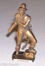 Figurine MOKAREX 1957 : CHARETTE  -  Personnage HISTOIRE de FRANCE