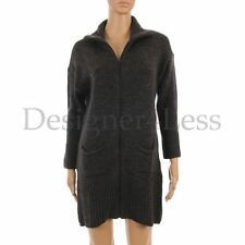 Zip Long Regular Size Jumpers & Cardigans for Women