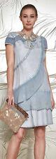 ELISA CAVALETTI  knielanges Kleid  ELP172015412 Frühj. / Sommer 2017 blau Gr. L
