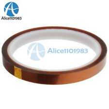 10mm 100ft BGA High Temperature Heat Resistant Polyimide Gold Tape