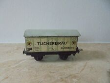 TRIX EXPRESS H0 1:87 EPOCHE II Blech Bierwagen TUCHERBRÄU DR 2064 ca.1937